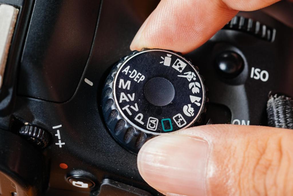 automatic dslr camera settings