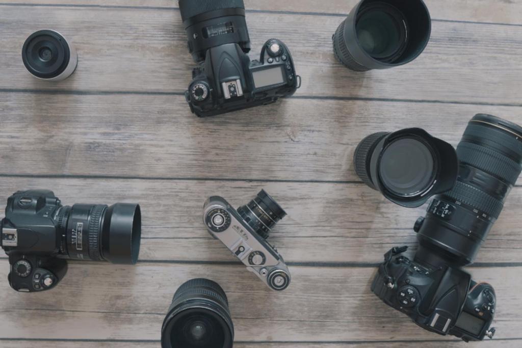 camera equipment to improve your photos