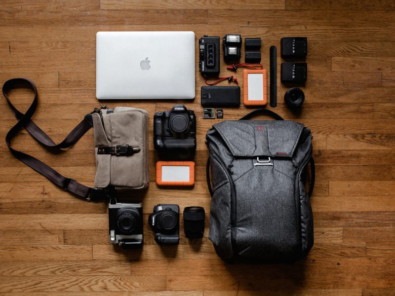must-have photography gear